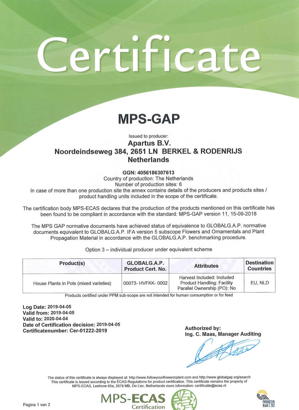 MPS-GAPx1000